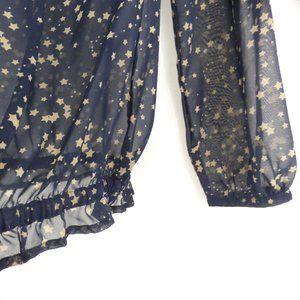 Esprit Tops - ESPRIT single button front long sleeve shirt GUC